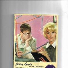Cine: JERRY LEWIS, AÑO 1974. CONTIENE 162. PÁGINAS EDITORIAL FUNDAMENTOS. Lote 168983292