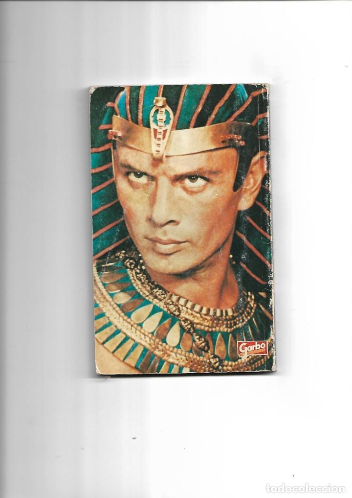 Cine: Yul Brynner, Grandes Vidas, Año 1985. Contiene 66 Páginas Publicaciones Heres, S.A. - Foto 2 - 168986836