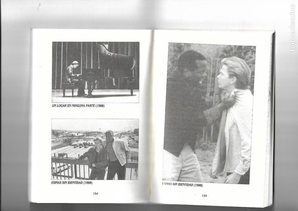 Cine: River Phoenix, una vida corta, Biografias de Cine, Luis Gasca. año 1994. contiene 256 páginas. - Foto 2 - 169325280