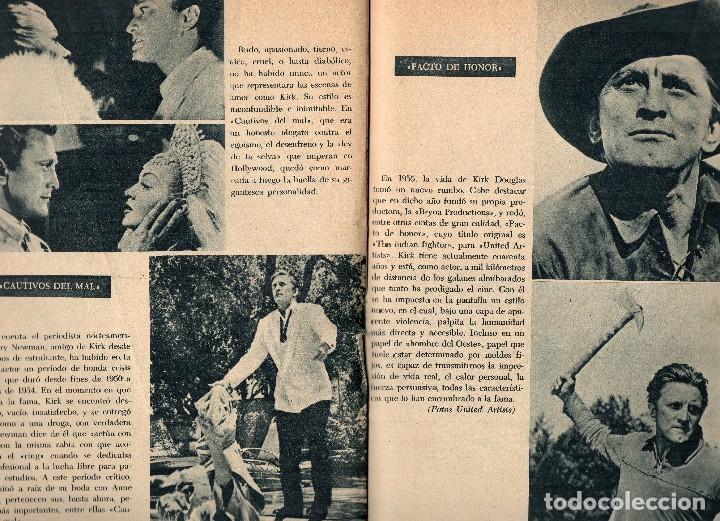 Cine: kirk douglas, el atractivo del caracter - Foto 2 - 169330332