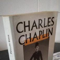 Cine: 31-CHARLES CHAPLIN, PHILLIPS DAVIS, 1998. Lote 171059249