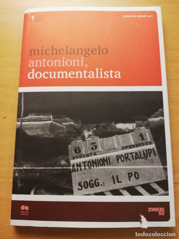 MICHELANGELO ANTONIONI, DOCUMENTALISTA. CARLO DI CARLO (ED.) (Cine - Biografías)