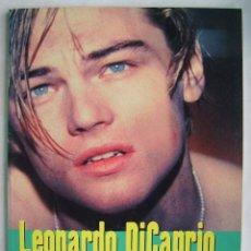 Cine: LEONARDO DICAPRIO. LIBRO DE 23 X 29 CMS.. 80 PÁGINAS.. Lote 174416058