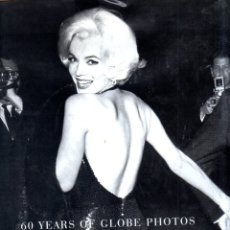 Cine: INSIDE HOLLYWOOD. 60 YEARS OF GLOBE PHOTOS. 2000. MEDIDAS : 32.5 X 28 CM APROX. 458 PAG.. Lote 176075134