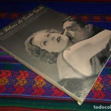 Cine: LOS FILMS DE GRETA GARBO. AYMÁ 1ª ED 1979. VIDECOR EL VIDEO-CLUB DEL CORTE INGLÉS. ILUSTRADO.. Lote 178670765