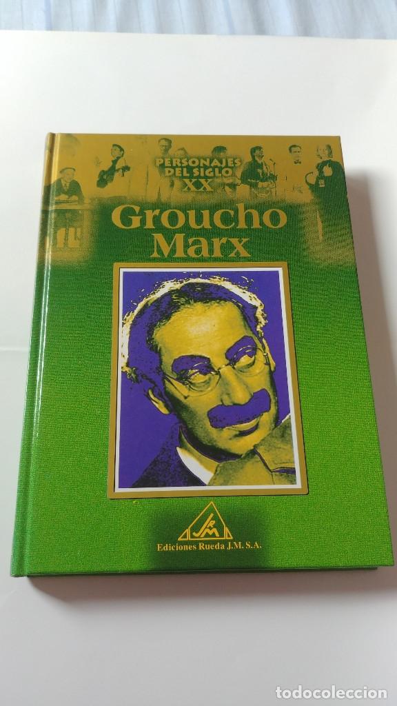 GROUCHO MARX - EDICIONES RUEDA (Cine - Biografías)