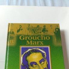 Cine: GROUCHO MARX - EDICIONES RUEDA. Lote 178773863