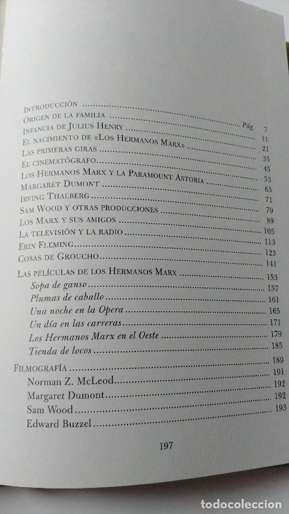 Cine: GROUCHO MARX - EDICIONES RUEDA - Foto 3 - 178773863