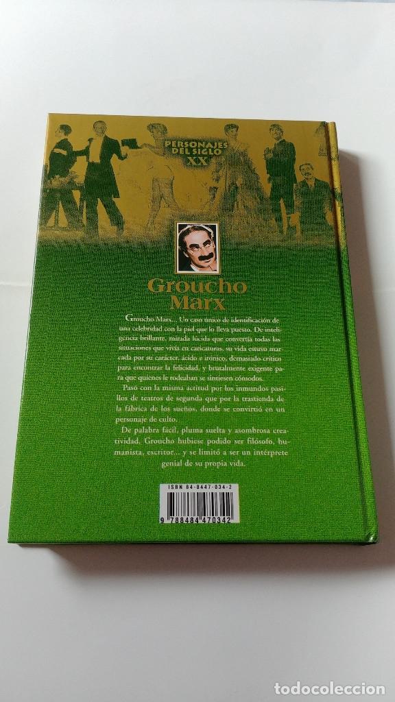 Cine: GROUCHO MARX - EDICIONES RUEDA - Foto 4 - 178773863