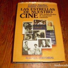 Cine: LAS ESTRELLAS DE NUESTRO CINE - 1996 -. Lote 178800586