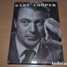 Cine: BIOGRAFIA DE GARY COOPER DE FERNANDO ALONSO BARAHONA 1994 DIFICIL DE ENCONTRAR. Lote 179950493
