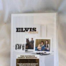 Cine: ELVIS BY THE PRESLEYS. 2 DVD INGLÉS. Lote 180162862