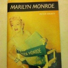 Cine: MARILYN MONROE - COLLINS 1991- EN INGLÉS. Lote 181926186