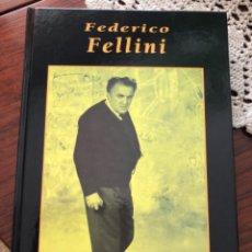 Cine: LIBRO FEDERICO FELLINI , GRANDES BIOGRAFÍAS . Lote 182575411