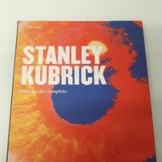 Cine: STANLEY KUBRICK - FILMOGRAFÍA COMPLETA - EL POETA DE LA IMAGEN 1928-1999 - PAUL DUNCAN - TASCHEN. Lote 183928013