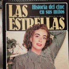Cinema: HISTORIA DEL CINE EN SUS MITOS - JOAN CRAWFORD (BIOGRAFÍA ILUSTRADA Y DOCUMENTADA). Lote 184332348