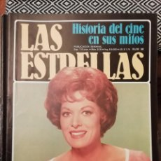 Cinema: HISTORIA DEL CINE EN SUS MITOS - MAUREEN O´HARA (BIOGRAFÍA ILUSTRADA Y DOCUMENTADA). Lote 184531478