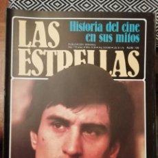 Cine: HISTORIA DEL CINE EN SUS MITOS - ROBERT DE NIRO (BIOGRAFÍA ILUSTRADA Y DOCUMENTADA). Lote 184532933
