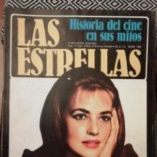 Cine: HISTORIA DEL CINE EN SUS MITOS - JEANNE MOREAU (BIOGRAFÍA ILUSTRADA Y DOCUMENTADA). Lote 184533061