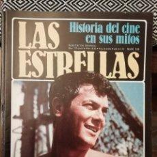 Cine: HISTORIA DEL CINE EN SUS MITOS - TONY CURTIS (BIOGRAFÍA ILUSTRADA Y DOCUMENTADA). Lote 184533432