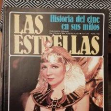 Cine: HISTORIA DEL CINE EN SUS MITOS - CLAUDETTE COLBERT (BIOGRAFÍA ILUSTRADA Y DOCUMENTADA). Lote 184533565