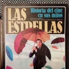 Cine: HISTORIA DEL CINE EN SUS MITOS - GENE KELLY (BIOGRAFÍA ILUSTRADA Y DOCUMENTADA) . Lote 184534830