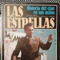 Cine: HISTORIA DEL CINE EN SUS MITOS - MARIO MORENO CANTINFLAS (BIOGRAFÍA ILUSTRADA Y DOCUMENTADA) . Lote 184535038