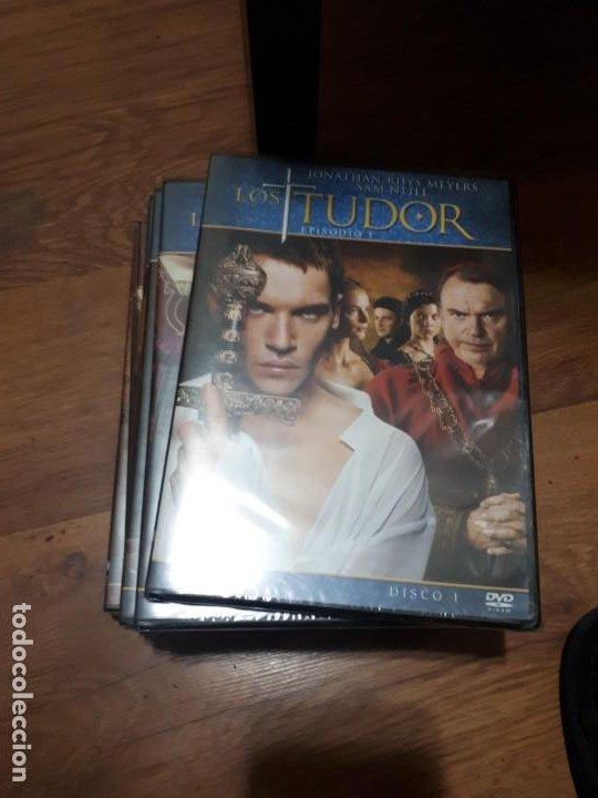 LOS TUDOR - 10 DVD PRECINTADOS (Cine - Biografías)