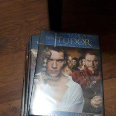 Cine: LOS TUDOR - 10 DVD PRECINTADOS. Lote 186395685