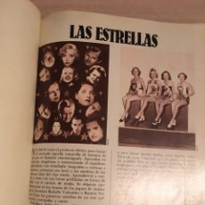 Cine: LIBRO ESTRELLAS DE CINE. Lote 186418110
