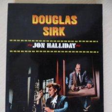 Cine: DOUGLAS SIRK, DE JON HALLIDAY. CINE. Lote 188490125