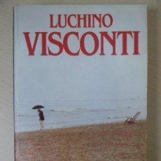Cine: LUCHINO VISCONTI, DE GAIA SERVADIO. Lote 188490181