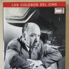 Cine: ALFRED HITCHCOCK, DE BRUNO VILLIEN. Lote 188490182