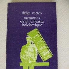 Cinema: MEMORIAS DE UN CINEASTA BOLCHEVIQUE, DE DZIGA VERTOV. Lote 188490251
