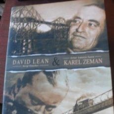 Cinema: SITGES 97 / DAVID LEAN / KAREL ZEMAN - CINE DE ANIMACION DEL ESTE - ENVIO GRATIS. Lote 190016451