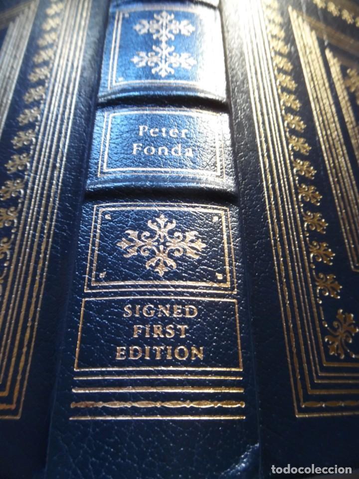 Cine: Peter Fonda. Firmado y numerado a mano con certificado. Don´t Tell Dad. Libro número 864 de 1250 - Foto 3 - 190882812