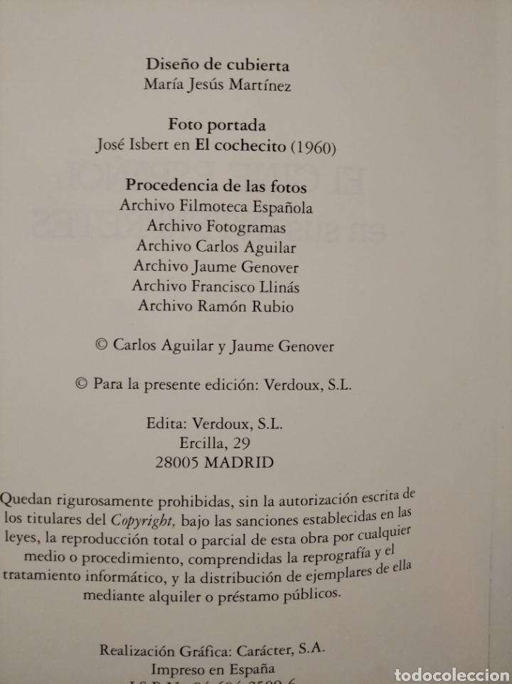 Cine: Libro El cine español en sus intérpretes - Foto 3 - 191634783
