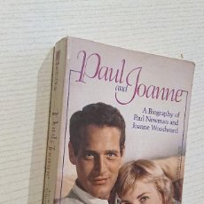 Cine: PAUL AND JOANNE · A BIOGRAPHY OF PAUL NEWMAN AND JOANNE WOODWARD · JOE MORELLA AND EDWARD Z. EPSTEIN. Lote 191881631