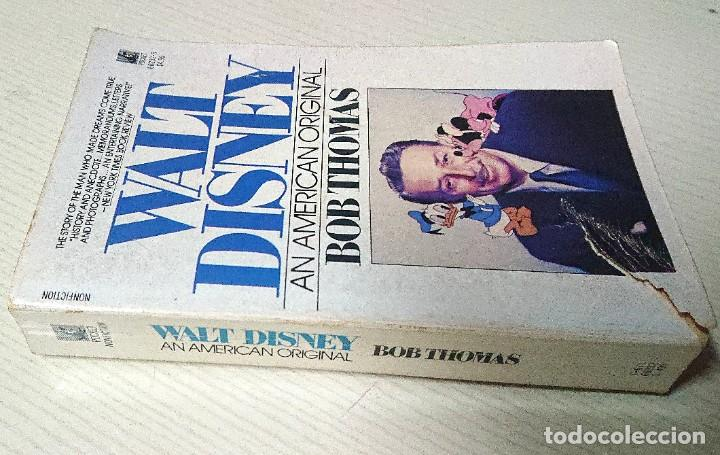 Cine: WALT DISNEY An American Original by Bob Thomas · Pocket Books New York 1980 - Foto 7 - 191926822