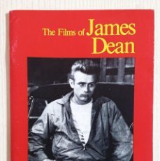 Cine: THE FILMS OF JAMES DEAN · BY MARK WHITMAN · 1977 · ENGLISH . Lote 192131230