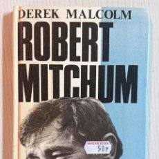 Cine: ROBERT MITCHUM · DEREK MALCOLM · HIPPOCRENE BOOKS, NEW YORK, 1984. Lote 204639248