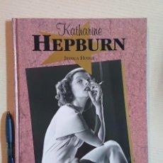 Cine: KATHARINE HEPBURN BY JESSICA HODGE · MAGNA BOOKS, 1992. Lote 192378960