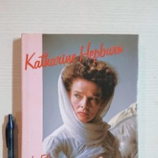 Cine: KATHARINE HEPBURN · HER FILM AND STAGE CARREER · BY CAROLINE LATHAM · PROTEUS BOOKS, 1983. Lote 192380366