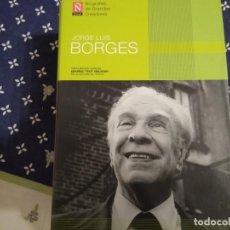 Cine: JORGE LUIS BORGES DVD -IMPORTADO ARGENTINA - DOCUMENTAL. Lote 192957983