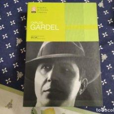 Cinema: CARLOS GARDEL - DVD - IMPORTADO ARGENTINA - DOCUMENTAL. Lote 192958061