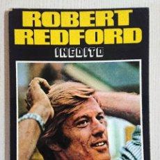 Cine: ROBERT REDFORD · POR H. VON SOHEL · INÉDITO · UN TIPO AMERICANO · 1977. Lote 193064645