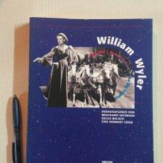 Cine: WILLIAM WYLER · EN ALEMÁN · NORBERT GROB, WOLFGANG JACOBSEN, HELGA BELACH · ARGON BERLIN 1996. Lote 193583152