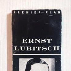 Cine: ERNST LUBITSCH · PREMIER PLAN · REVUE MENSUELLE DE CINÉMA · 1964 · MARIO VERDONE. Lote 193628623