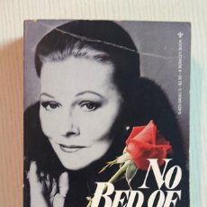Cine: NO BED OF ROSES AN AUTOBIOGRAPHY BY JOAN FONTAINE WITH 16 PAGES OF PHOTOGRAPHS · A BERKLEY BOOK 1978. Lote 194003023