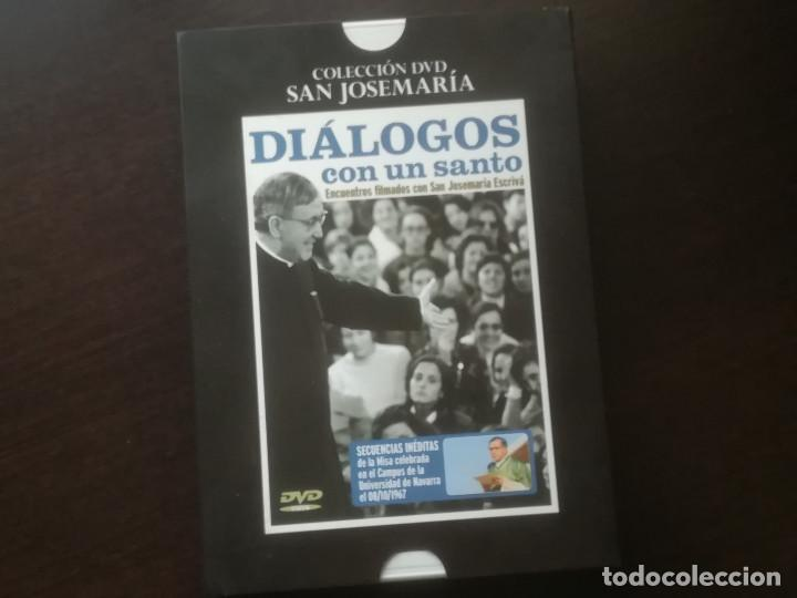 Cine: Pack 2 DVD San Josemaría Escrivá de Balaguer - Fundador Opus Dei - Foto 2 - 194148398